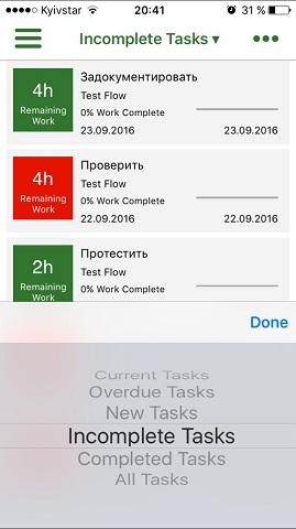 13 tasks