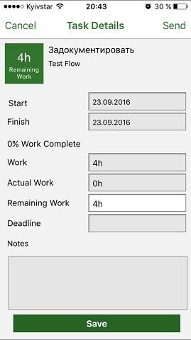 14 task actual