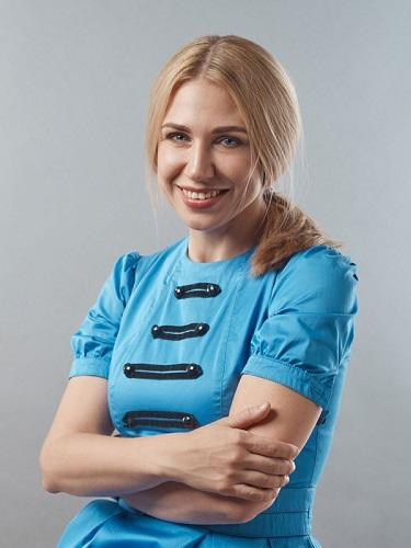 Наталія Присухіна